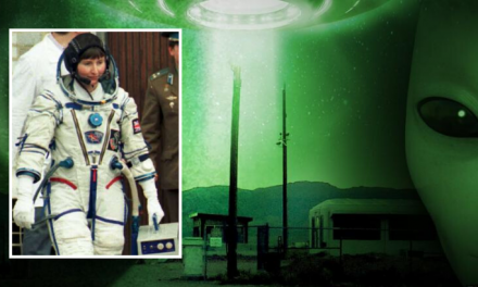 Britain's First Astronaut Says Aliens Definitely Exist and May Already Be Living Among Us