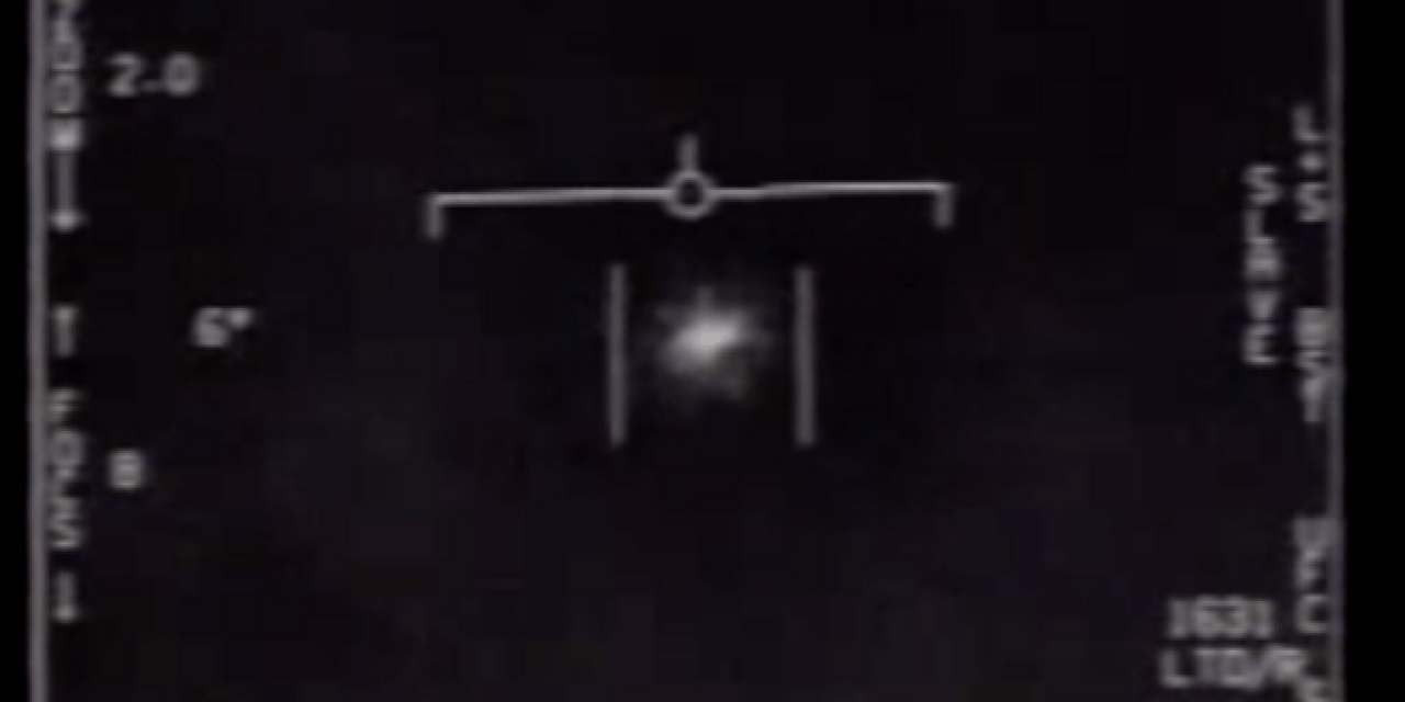Navy Pilot Who Filmed a UFO Speaks: 'It Wasn't Behaving by the Laws of Physics'