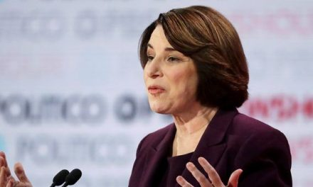 Klobuchar suggests she would disclose UFO information as president