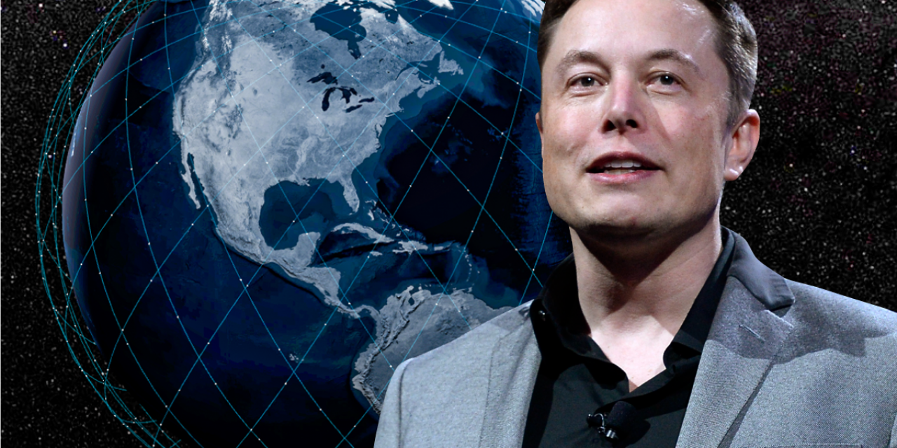 Elon Musk says a device resembling a 'UFO on a stick' will connect people to SpaceX's new Starlink satellite internet service