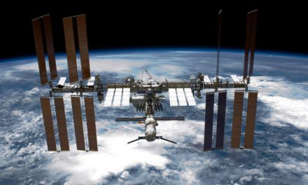 NASA Live Cam Catches UFO Flying Near International Space Station On Video