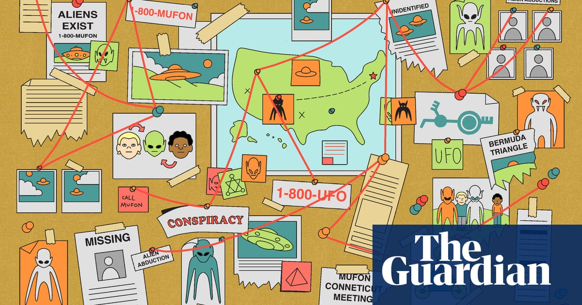 True alienation: when a person of color tries to fit in with UFO enthusiasts | World news | The Guardian