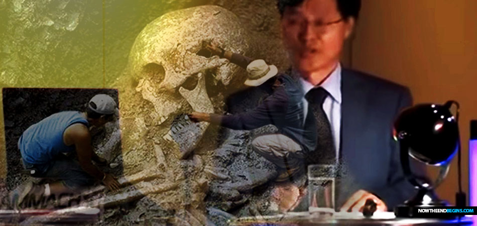 Oxford Professor Who Claims That Aliens Are Breeding With Humans Unaware That The Bible Had That Story First 3,500 Years Ago, And That It's Going To Happen Again • Now The End Begins