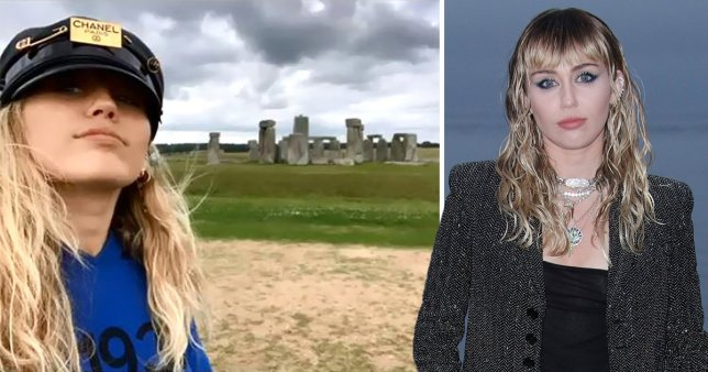 Miley Cyrus wants to connect with aliens at Stonehenge after Glastonbury performance – Alien UFO Sightings
