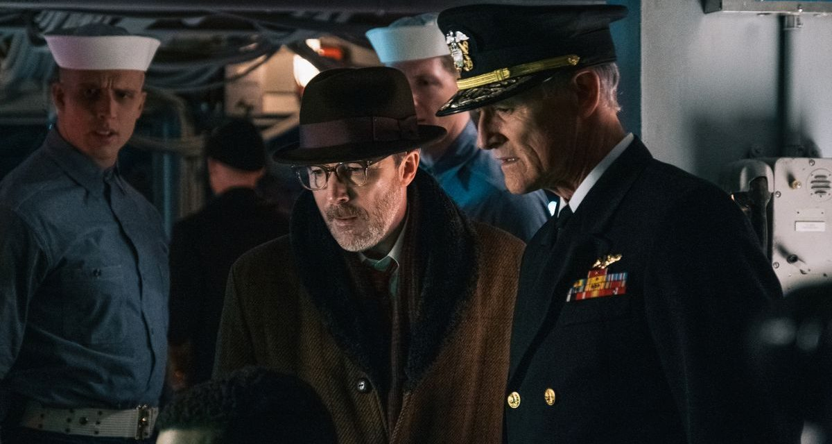 UFO 'invasion' of NATO war games revealed in 'Project Blue Book' season finale | Live Science