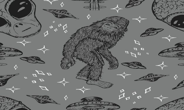 Bigfoot and UFO Sightings Often Coincide, Here's the Connection | Gaia