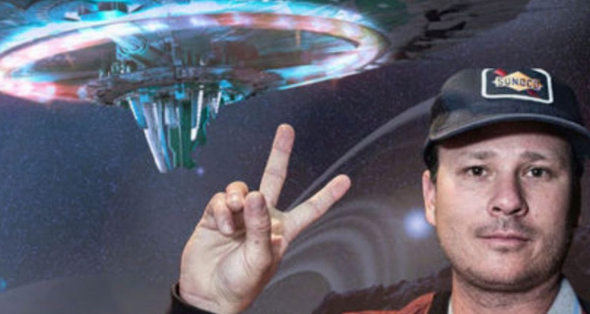 Pentagon Officially Publishes Tom DeLonge's UFO Videos | Consequence of Sound