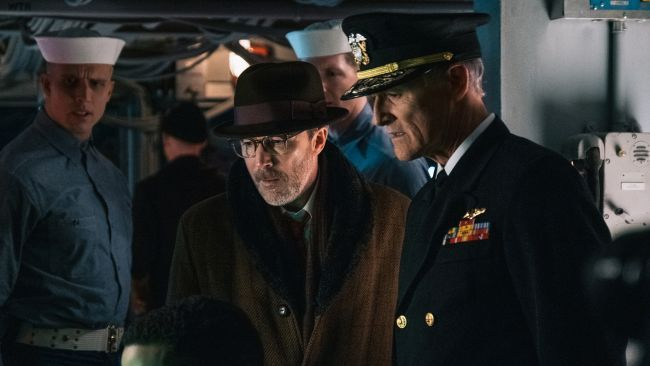 UFO 'invasion' of NATO war games revealed in 'Project Blue Book' season finale | Space