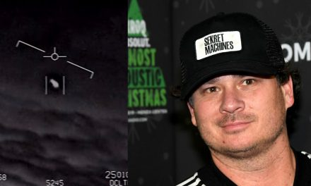 The Pentagon's 'Real Men in Black' Investigated Tom DeLonge's UFO Videos