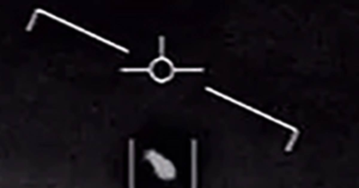 Not UFOs but UAPs: Pentagon releases video of 'unidentified aerial phenomena'
