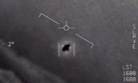 Declassified: Pentagon officially releases three UFO VIDEOS to 'clear misconceptions'