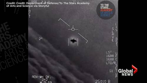 Pentagon confirms existence of $22m UFO program, releases incident videos | Watch News Videos Online