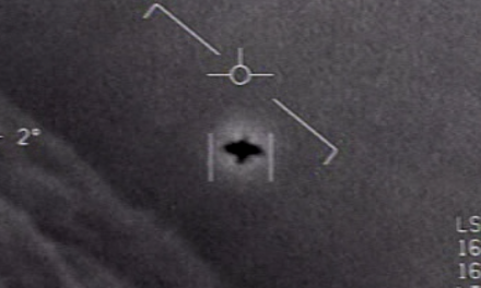 The US military has officially published three UFO videos. Why doesn't anybody seem to care?