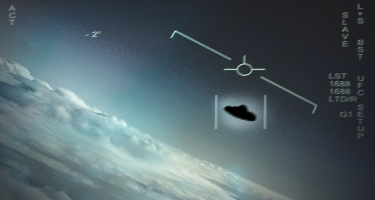 """US Military Says UFO In Navy Video Was """"Size of A Suitcase"""""""