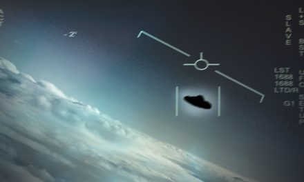 "US Military Says UFO In Navy Video Was ""Size of A Suitcase"""