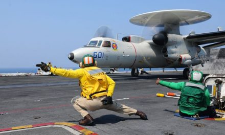 USS Nimitz Technician Allegedly Forced To Sign NDA After Witnessing Tic-Tac UFO From Navy Spy Plane