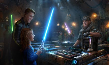 The Aliens, Droids, and Shops of Star Wars: Galaxy's Edge