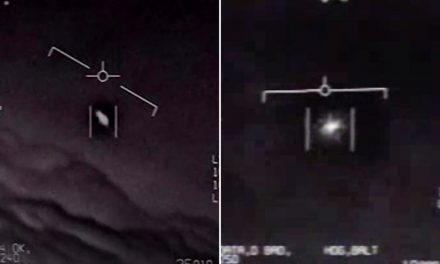 Pentagon declassifies three UFO videos taken by US Navy pilots