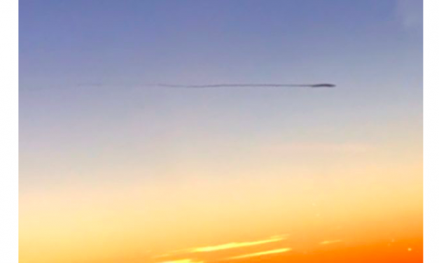 Man Claims To Have Filmed Video Of 'Stunning UFO' Above English Channel | Ancient Code