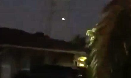 Tamarac Man Sees UFO Above his Neighborhood