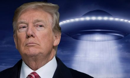 Trump Says He's Heard 'Interesting' Things About Aliens
