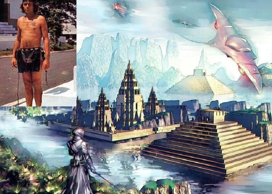 Ancient Aliens And The Lost Underground City Of The Amazon – Infinity Explorers