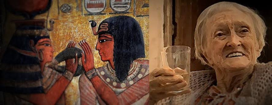 The strange case of Reincarnation of Omm Seti: A woman who proved to have lived in ancient Egypt – Infinity Explorers