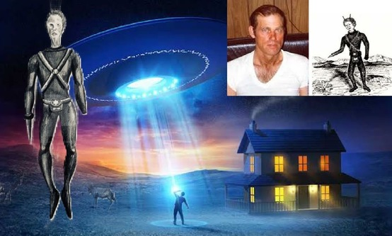 The story of Karl Higdon: Man who was abducted by aliens and remembered everything – Infinity Explorers