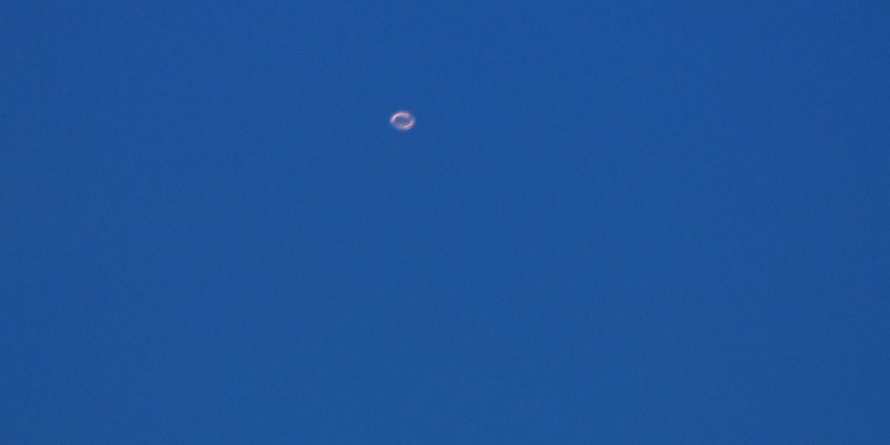 UFO? Mysterious Object Seen In Sky Over Denver Metro Area – CBS Denver