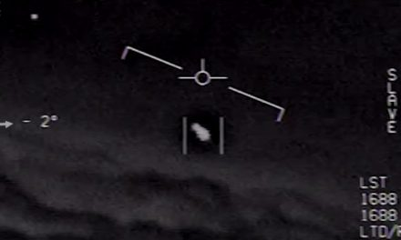 Pentagon Physicist Says Identified UFOs Can't Be Man-Made