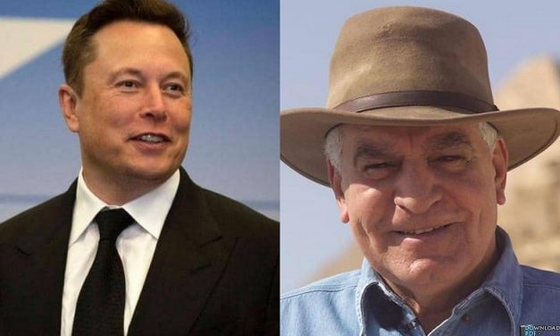 Hawass to Elon Musk: Pyramids Were Not Built by Aliens