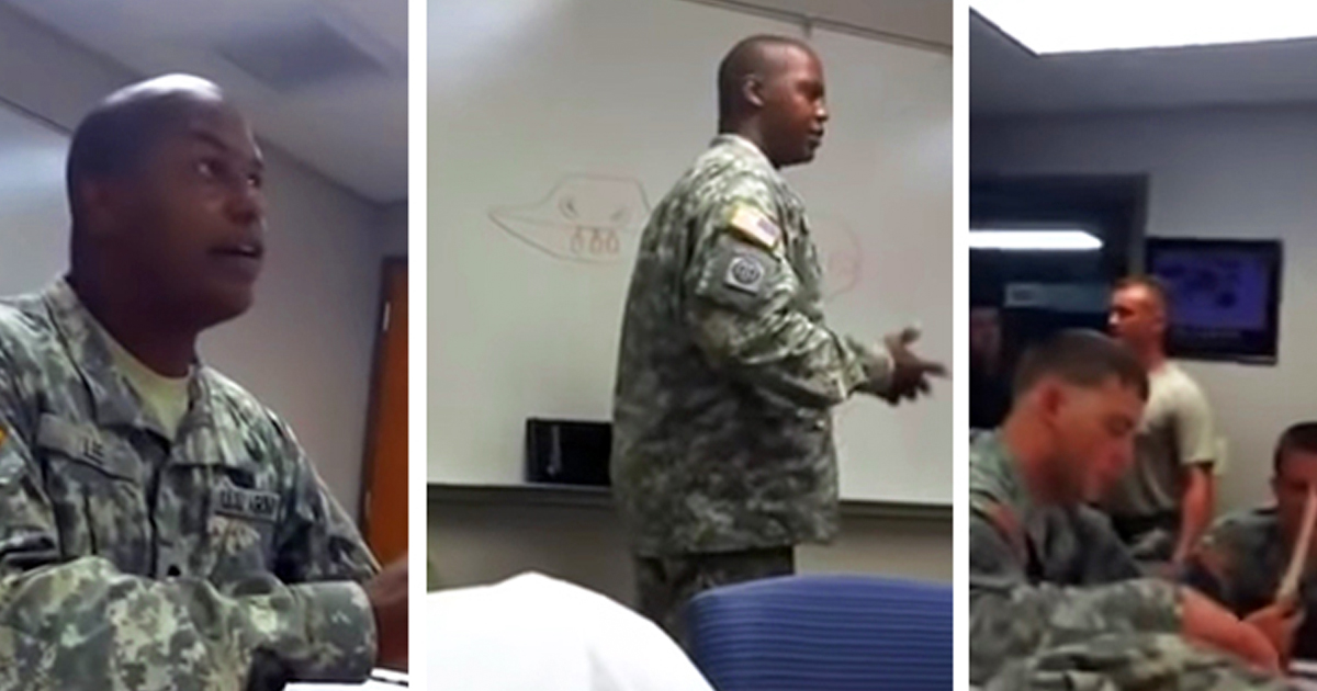 Footage Showing US Soldiers Talking About Various Alien Beings, UFOs And Majestic 12