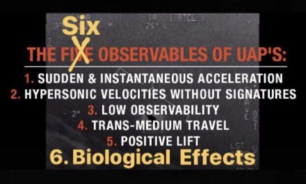 AATIP's 6th UFO Observable: Biological Effects & Injuries from The Phenomenon – Silva Record