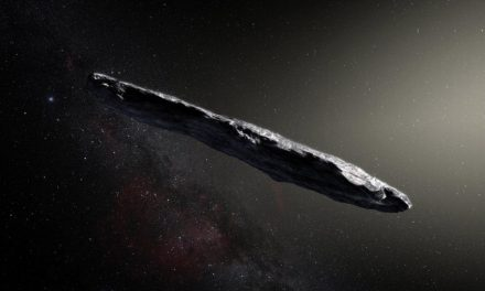 Another 'Oumuamua' Plot Twist: Leading Explanation For Interstellar Object Is Aliens Again