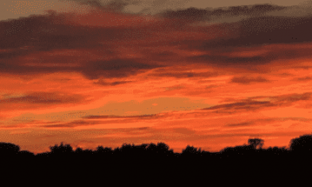 Pennsylvania Man Discovers UFO Hiding in Clouds During Sunrise – UFOholic.com
