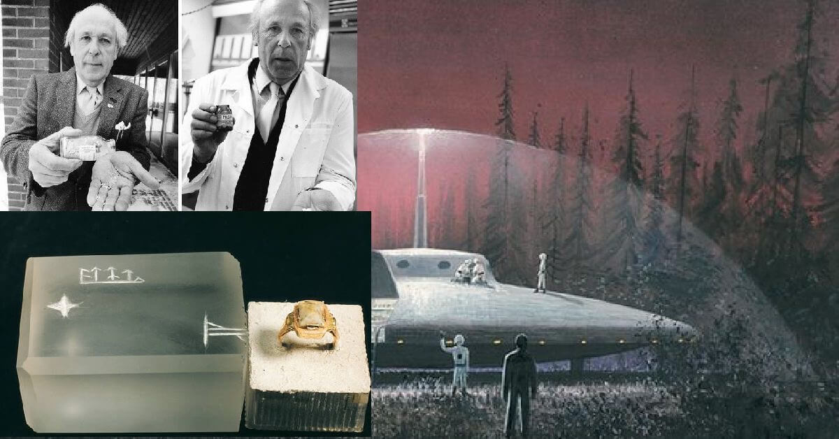 Gösta Karlsson: The man who met aliens and got rich using their technology witnessed by many – Infinity Explorers