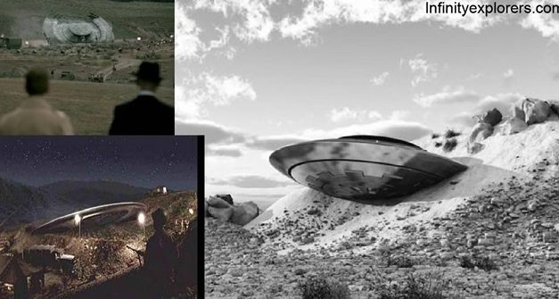 The Mysterious Case Of UFO Crash In Aztec City – Infinity Explorers