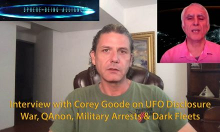 Interview with Corey Goode on UFO Disclosure War, QAnon, Military Arrests & Dark Fleets » Exopolitics