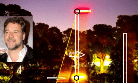 Russell Crow Claims UFO Sighting – Has Video Footage To Share – UFOholic.com