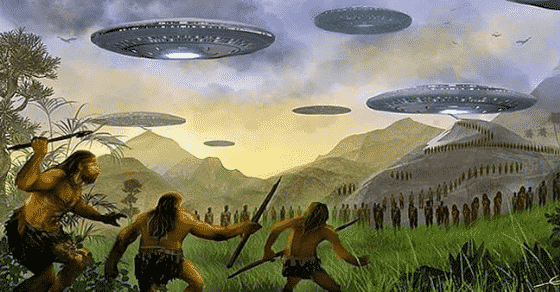 We Were Brought By Aliens To This Prison Planet – UFOholic.com