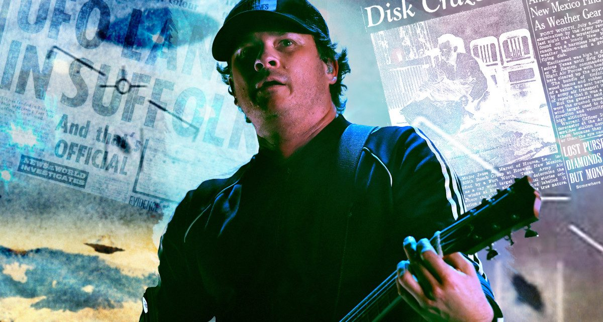 UFO research 'could change the world,' Tom DeLonge says