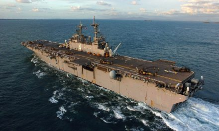 USS Boxer had UFO Event in 1998 – Silva Record