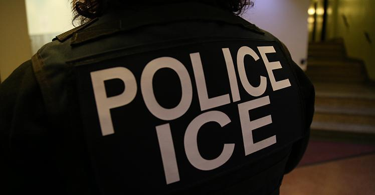 ICE arrests over 2,000 aliens in a five week span, many previously convicted or charged