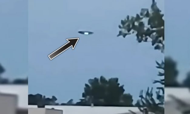 Goodyear Blimp Halts New Jersey Traffic After Drivers Mistake It for a UFO