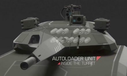 PL-01: Poland's 'Stealth' Tank Looks Ready to Fight Aliens or Russia