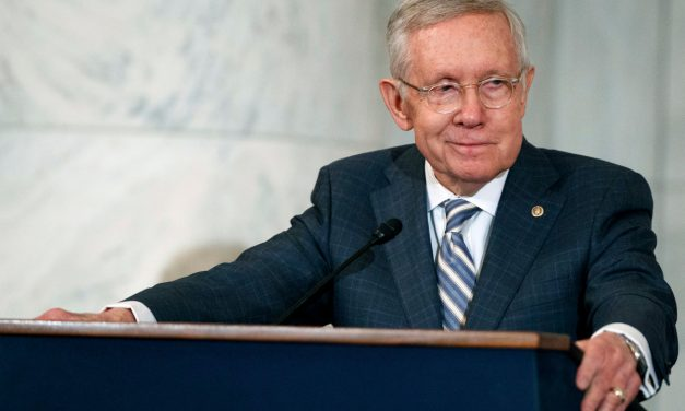 Harry Reid claims US has been covering up UFO evidence for years