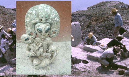 More and more Mexican Artifacts depicting Aliens and UFOs – Alien News