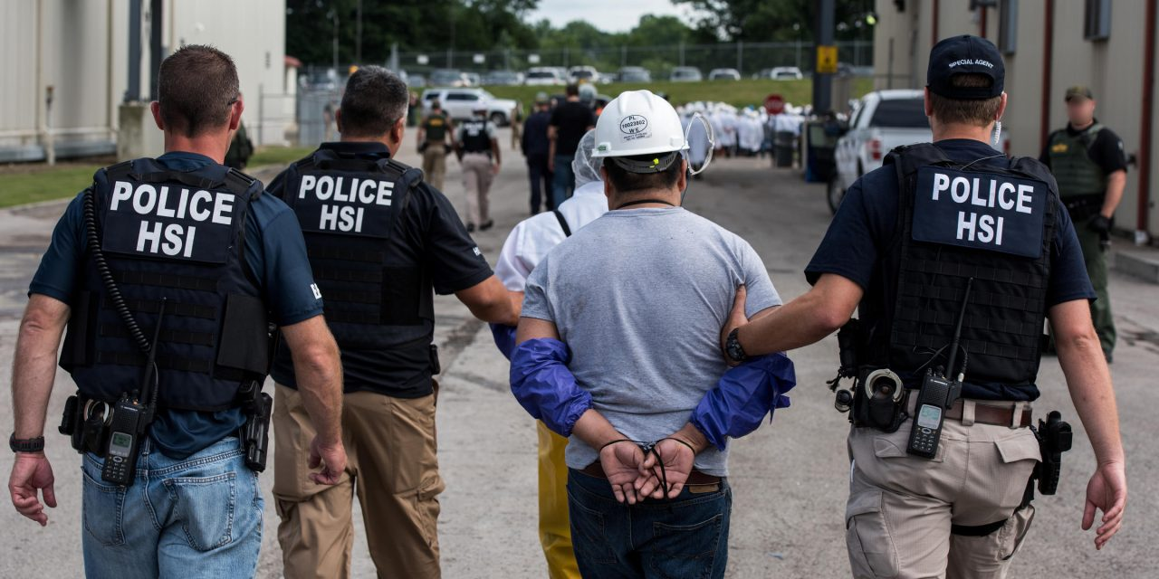 Law & Order! ICE to Start Arresting Noncriminal Migrants (Aliens) Again.