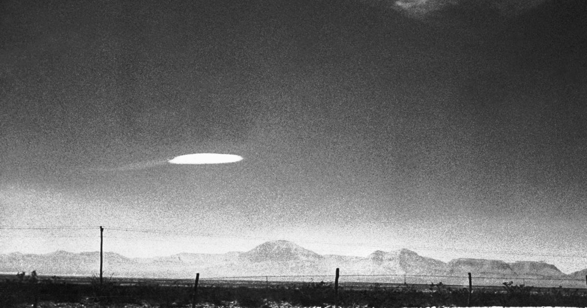 Are UFOs Real? Senior Government Officials Keep Saying Yes