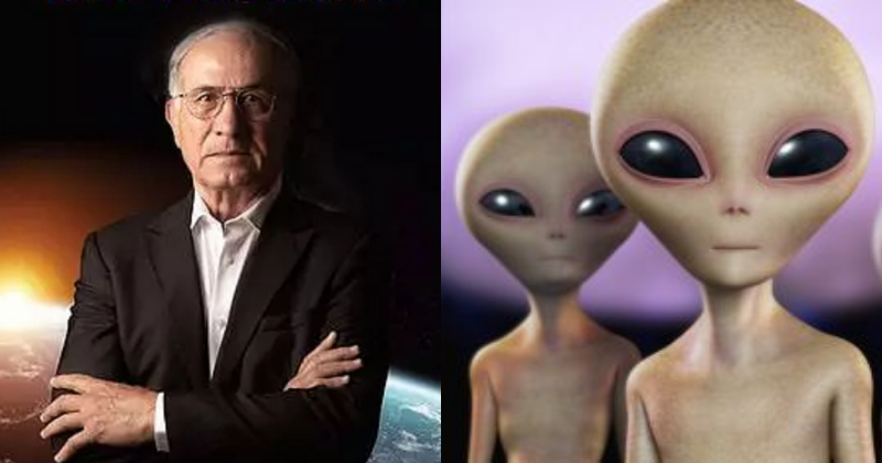 Former Israeli Space Security Chief Says American Astronauts Know About Aliens